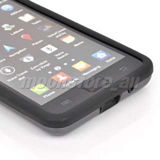 ALUMINUM CASE COVER FOR SAMSUNG I9100 GALAXY S 2 GREY