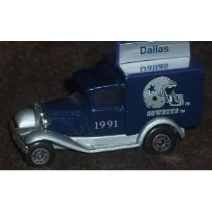 Matchbox/White Rose NFL Diecast Ford Model A Truck