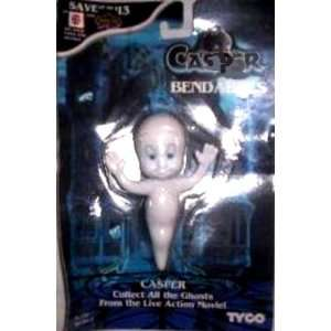 Casper the Friendly Ghost Bendable Action Figure Toys & Games