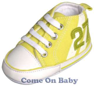 New Infant Toddler Baby Boys Girls Crib Shoes 0 6m 6 9m