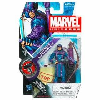 Movie 4 Inch Action Figure Marvels Hawkeye SnapOut Bow Toys & Games