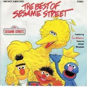 The Best of Sesame Street Jim Henson Music