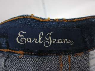 on an EARL JEANS Medium Wash Jean Denim Pencil Skirt size medium