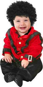 BABY MICHAEL JACKSON HALLOWEEN COSTUME OUTFIT JACKET