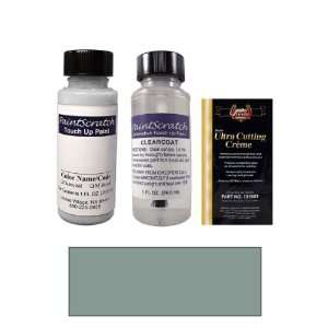 1 Oz. Mineral Green Metallic Paint Bottle Kit for 2007 BMW