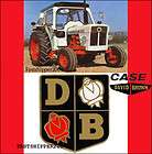 Case David Brown Tractors Shop Service Manuals 770 780 880 990 1200