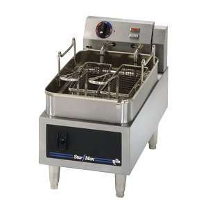 Star Max 515ED 15 Pound Countertop Fryer 208/240V Kitchen