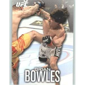 2012 Topps UFC Knockout / Ultimate Fighting Championship Card # 34