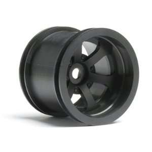 3094 Scorch 6 Spoke Wheel Black (2) Toys & Games
