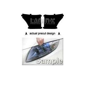 Ford F250, F350 Super Duty (2011) Headlight Vinyl Film Covers by LAMIN