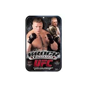 UFC 11 x 17 Sign   Brock Lesnar