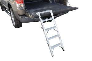 10 3000 TruckPal Truck Tailgate Bed Step Ladder Chevy Silverado & C/K