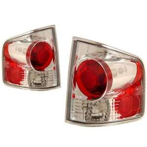 1994 2004 Chevy S10 KS Chrome Tail Lights Automotive