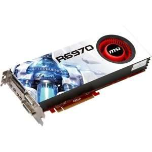 MSI, MSI R6970 2PM2D1GD5 Radeon 6970 Graphics Card   2 GB