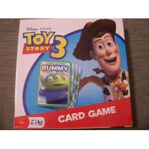 Toy Story 3 Card Game   Rummy Toys & Games