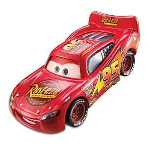 Disney Cars Lightning McQueen Die Cast Car by Mattel