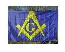 3x5 ft MASON MASONIC Heavy Duty In/outdoor FLAG Flags