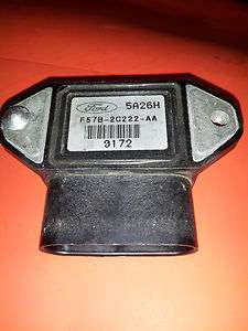 FORD EXPLORER SUSPENSION CONTROL RELAY F57B 2C222 AA