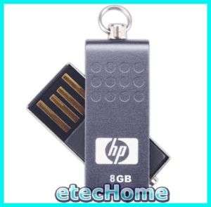 HP v115w 8GB 8G USB Flash Pen Drive Memory Stick Disk