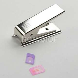 Mini Cutter Convert standard SIM Card to microsim card