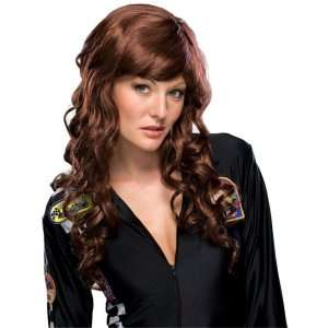 Dream Girl Auburn/Red (Starlet) Wig Adult, 21648
