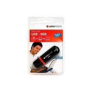 AgfaPhoto 8GB USB flash drive   AGFA USB 8GB