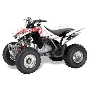 AMR Racing Honda TRX 250EX 250X ATV Quad Graphic Kit   Silver Star
