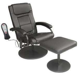 Shiatsu Massage Recliner   Black