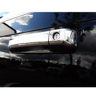 Putco 400933 Chrome Fuel Tank Door Cover Automotive