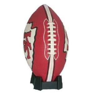 Kansas City Chiefs Tailgater Football   NFL Football