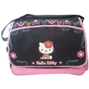Hello Kitty Diaper Bag, Flowers