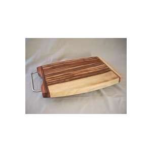wood 5009 Small Single Stainless Steel Handle Board