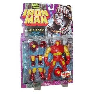 Marvel Comics 1995 Iron Man 5 Inch Action Figure   Iron Man SPACE
