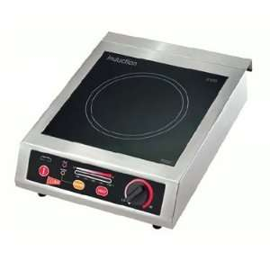 Countertop Induction Range, Schott Ceran glass top