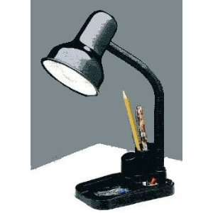 AMERICAN LIGHTING USA 9274B BLK STUDENT DESK LAMP W/