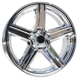 Wheels 20X8.5 Chrome Wheels/Rims with Tire Pkg 4pc 1Set Automotive