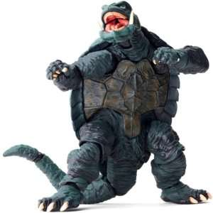Revoltech SciFi Super Poseable Action Figure #006 Gamera Toys & Games