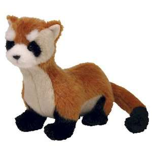 TY Beanie Baby   SHILOH the Black Footed Ferret (Internet