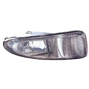 01 04 Chrysler Town & Country Fog Light Assembly ~ Right