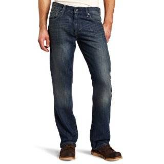 Levis Mens 527 Low Rise Boot Cut Jean  Clothing