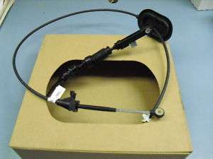 02 08 Trailblazer Envoy New GM Shifter Shift Cable