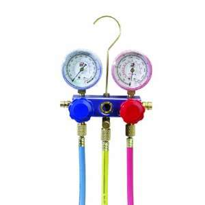 Interdynamics MF 134 R 134a Air Conditioning Manifold Gauge Set with