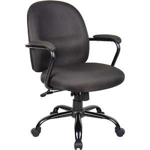 Boss Heavy Duty Task Chair with Padded Arms