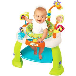 Bright Starts   Bounce Bounce Baby Jungle Activity Zone