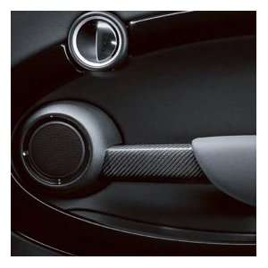 MINI Cooper John Cooper Works Interior Door Handle Carbon